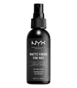 MAKEUP SETTING SPRAY - MATTE -